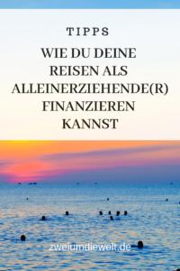 tipps reise finanzierung