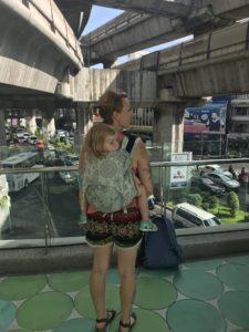 Bangkok Kleinkind