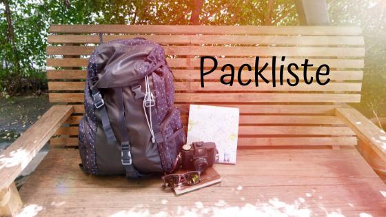 packliste